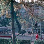 Erzsébet tér 1969 fortepan 75652