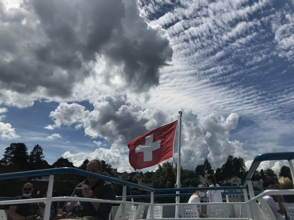 Én kis Svájcom – útibeszámoló krumplipucolóval, határzár idején