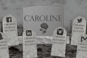 Halál a Facebookon – Digitális gyász