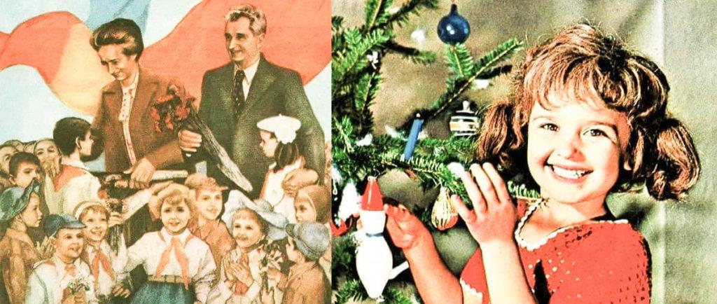 Kisszékes karácsony Ceausescuval