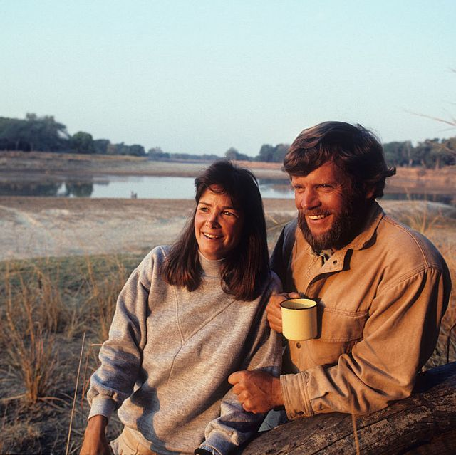mark and delia owens in the north luangwa national park in news photo 524465740 1564513874