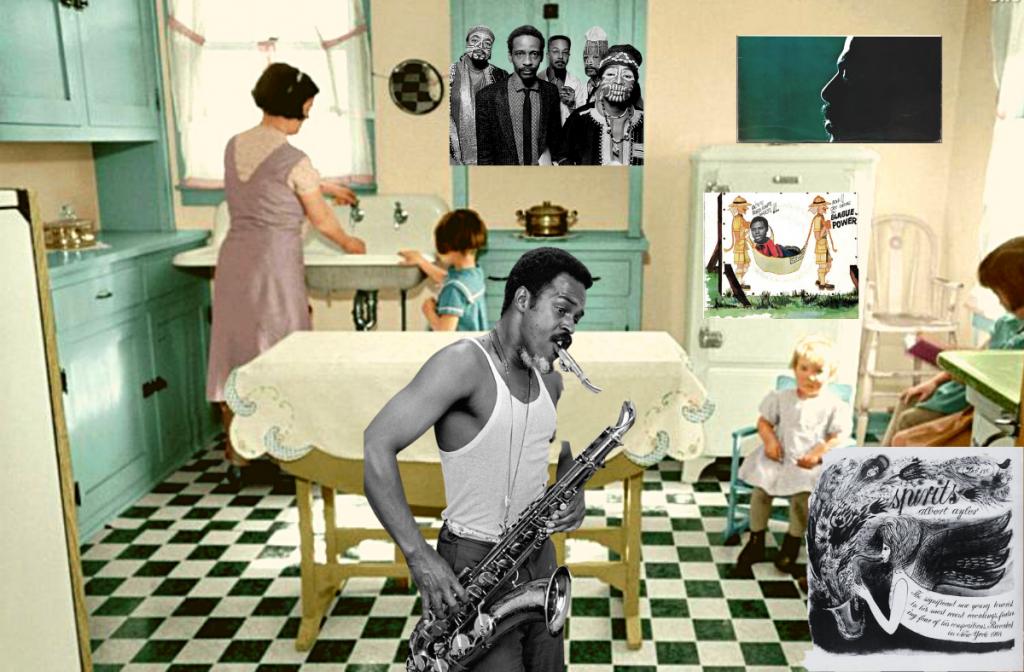 Menopauza és free jazz. Egy menő pause.