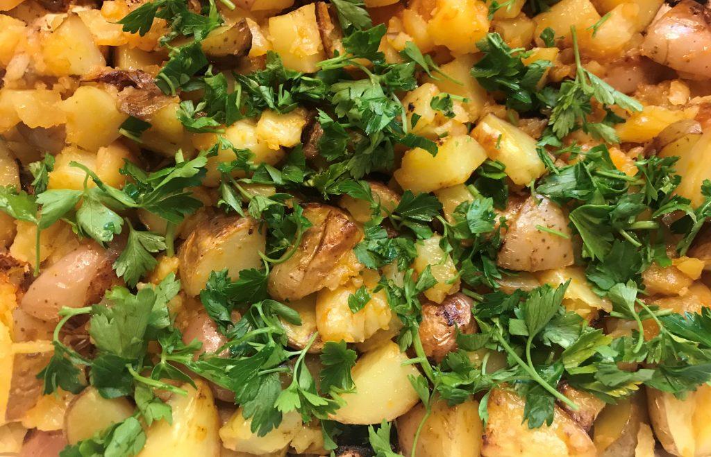 Nálunk családi vonás az újkrumpli szeretete