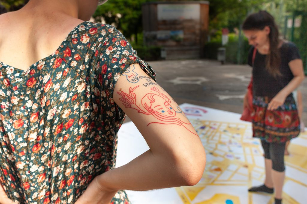 Nőknek térkép e táj  – józsefvárosi képriport